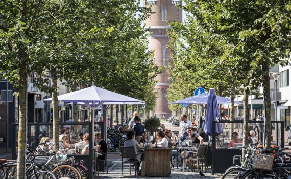 Z-Terras Beatrixstraat Den Helder