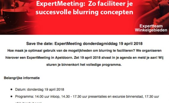 Save the date twitter Apeldoorn