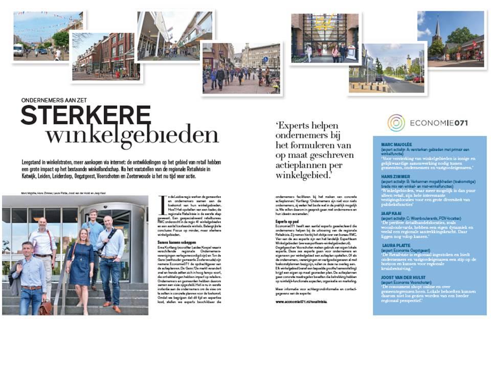 Regio Leiden artikel LEVEN